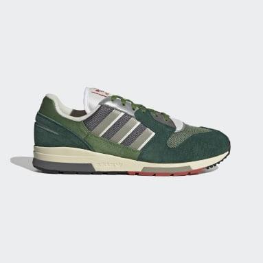 Men Originals Green ZX 420 Shoes