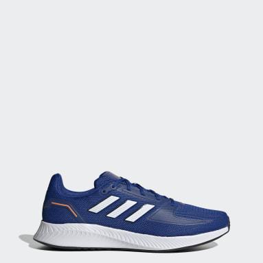Zapatillas Runfalcon 2.0 Azul Hombre Running