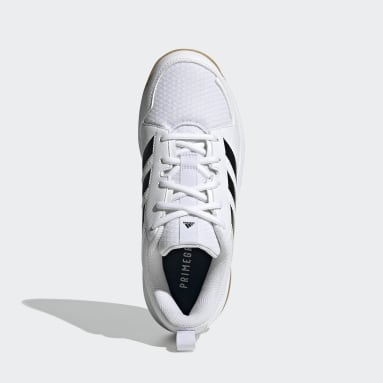 Women's Volleyball White Ligra 7 Indoor Shoes