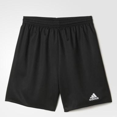 Youth Soccer Black Parma 16 Shorts