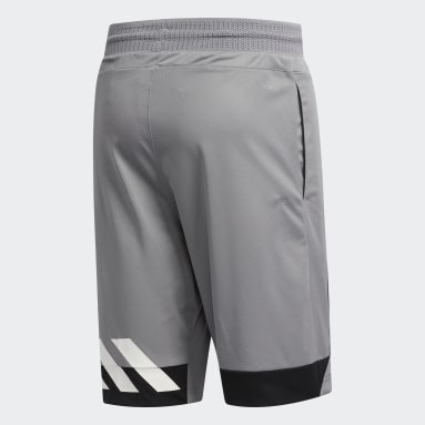 Men Basketball Grey Creator 365 Shorts