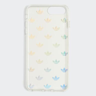 Originals Silver Clear Case IPhone 8+