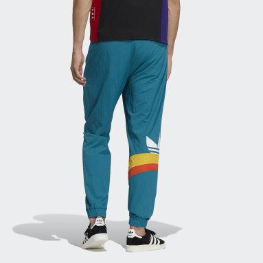 ผู้ชาย Originals สีเทอร์คอยส์ กางเกงขายาว