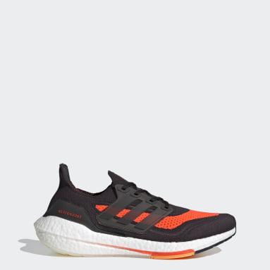 ผู้ชาย วิ่ง สีเทา รองเท้า Ultraboost 21