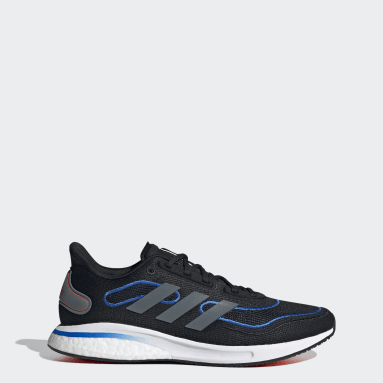 Men Running Black Supernova Shoes