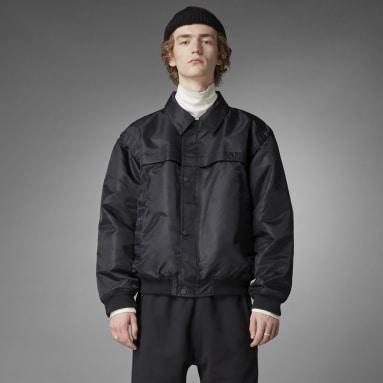 черный Куртка-бомбер Blue Version Varsity