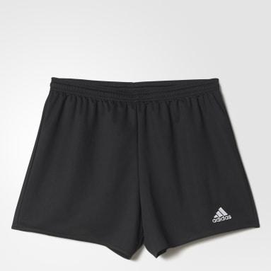 Pants corto Parma 16 Negro Mujer Fútbol