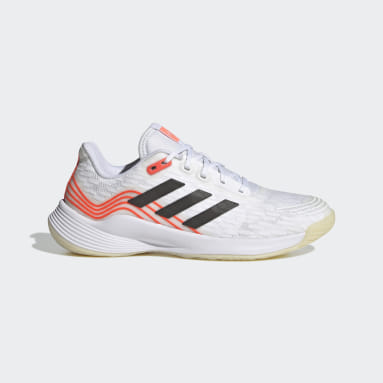 Women's Volleyball White Novaflight Volleyball Tokyo Shoes
