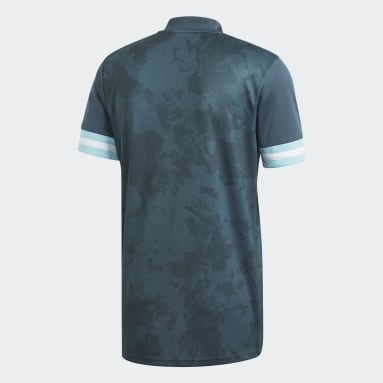 Camiseta de Visitante Argentina Azul Hombre Fútbol