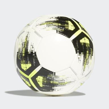 Fotboll Vit TEAM Training Pro Fotboll