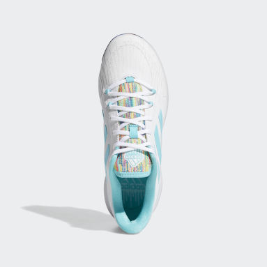 Women's Softball White PureHustle 2.0 TPU Dripped-Out Cleats