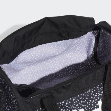 Maleta Deportiva Linear (UNISEX) Negro Sportswear