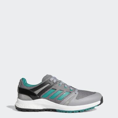 Golf Grey EQT Spikeless Wide Golf Shoes