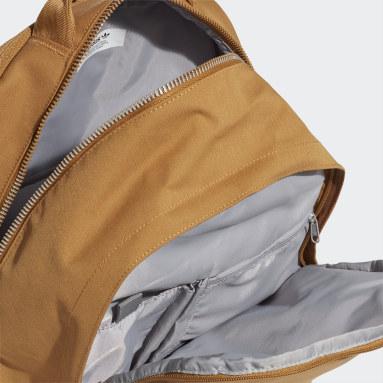Modern Backpack Brązowy