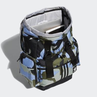 Originals Blue Utility Backpack 4.0