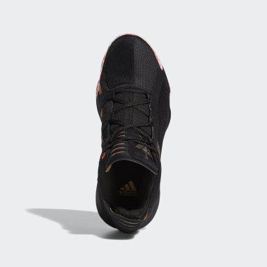 Zapatillas Dame 6 Negro Básquet