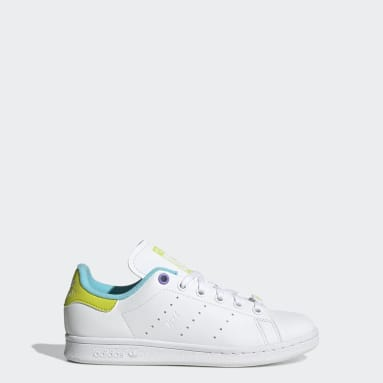 Youth Originals White Disney Monsters, Inc. Stan Smith