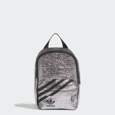 Kids Originals Silver Mini Backpack