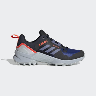 TERREX blauw Terrex Swift R3 GORE-TEX Hiking Schoenen