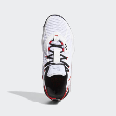 Basketball White Dame 7 Shoes