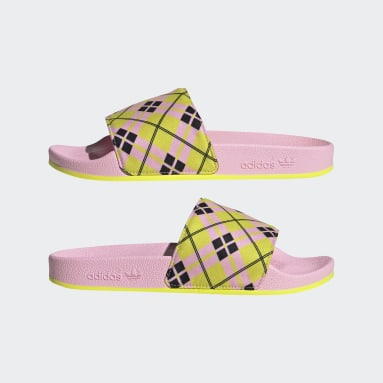 Women Originals Pink Adilette Slides