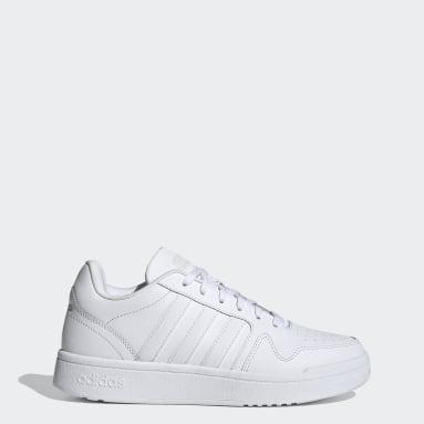 Women Sport Inspired White Postmove Shoes