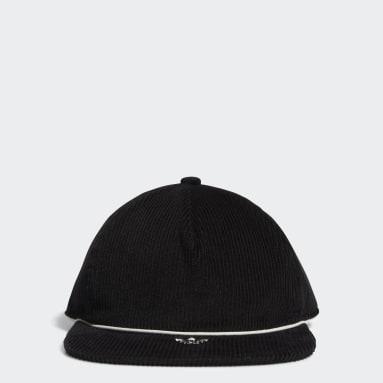 Originals Black Corduroy Cap