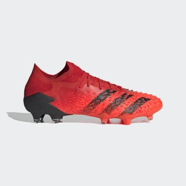 Fußball Predator Freak.1 FG Fußballschuh Rot
