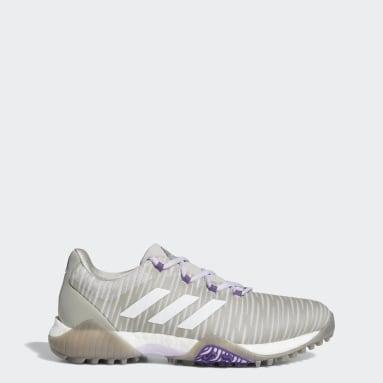 Women's Golf Grey CodeChaos Golf Shoes