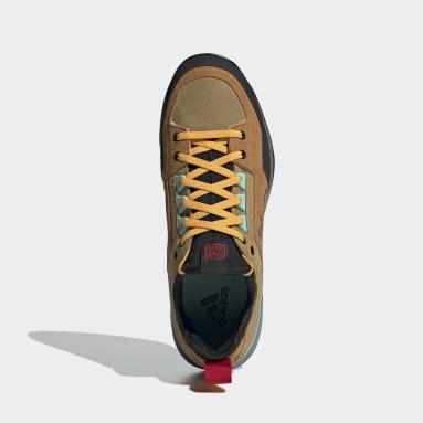 Women Five Ten Beige Five Ten Five Tennie Approach Shoes