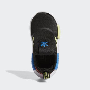 Infant & Toddler Originals Black NMD 360 Shoes
