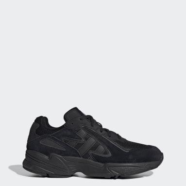 Originals Black Yung-96 Chasm Shoes