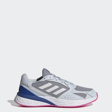 Tenis Response Run Azul Mujer Running