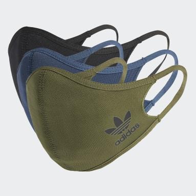 Masque Extra Small/Small - Non adapté à un usage médical Vert Originals