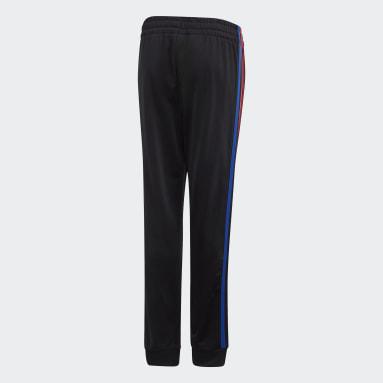 Youth Originals Black Adicolor 3D Trefoil Track Pants