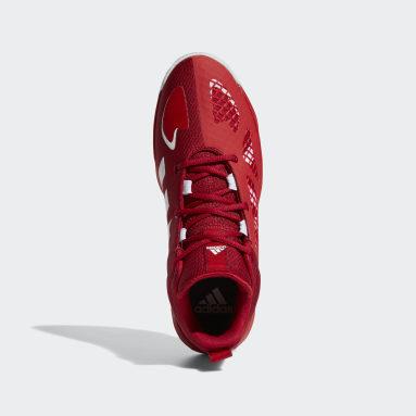 Basketbal červená Boty Pro N3XT 2021