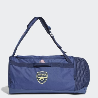 Bolsa de deporte mediana Arsenal Azul Fútbol