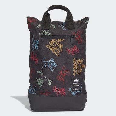 Children Originals Black Disney Toploader Backpack