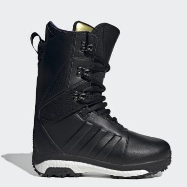 черный Сноубордические ботинки Tactical ADV