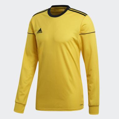 Camiseta Squadra 17 Oro Hombre Fútbol