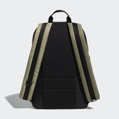 Training Green League 3-Stripes Backpack