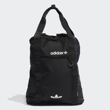 Adventure CORDURA Cinch Tote Bag Svart