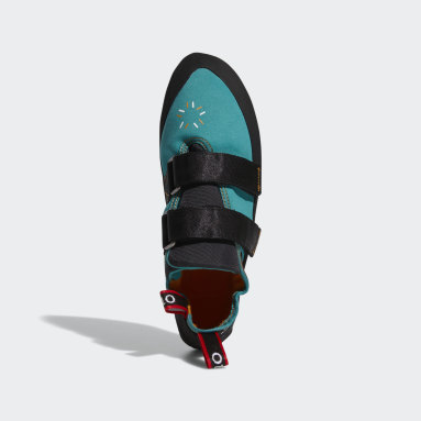 Women Five Ten Green Five Ten Anasazi LV Climbing Shoes