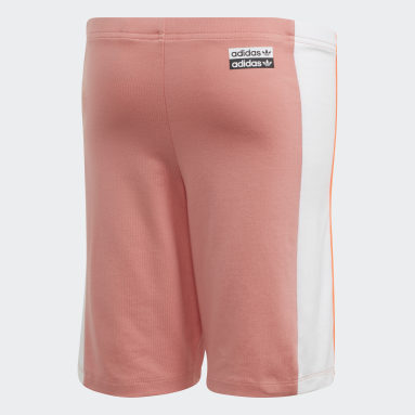 Jongens Originals Roze Cycling Short