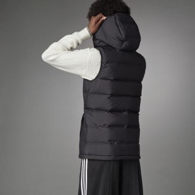 Women's Snowboarding Black Helionic Down Vest