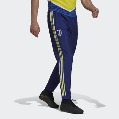 Men Football Blue Juventus Icons Woven Pants