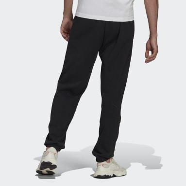 Men Originals Black R.Y.V. Cuffed Sweat Pants