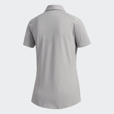 Women Golf Grey Ultimate365 Polo Shirt