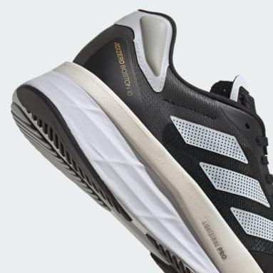 Dames Hardlopen Zwart Adizero Boston 10 Schoenen