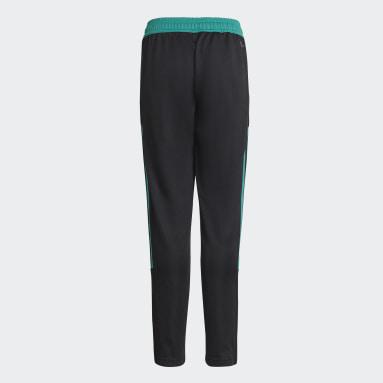 Pantaloni da allenamento Tiro Celtic FC Nero Bambini Calcio